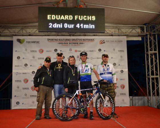 Race Around Slovenia 2015