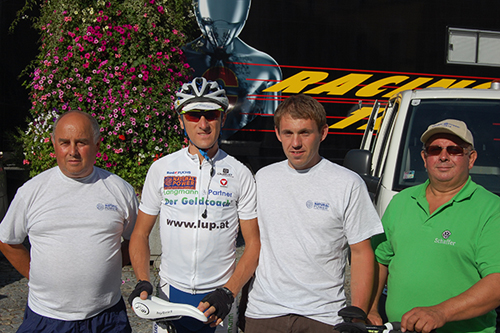 Race Around Austria 2010 – Team 1