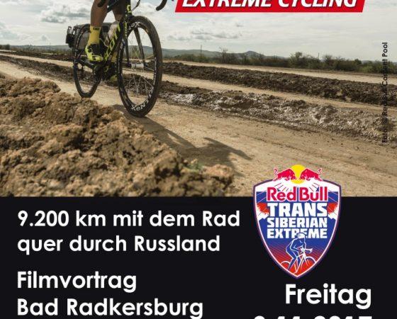 Filmvortrag – 9 200 Kilometer mit dem Rad quer durch Russland