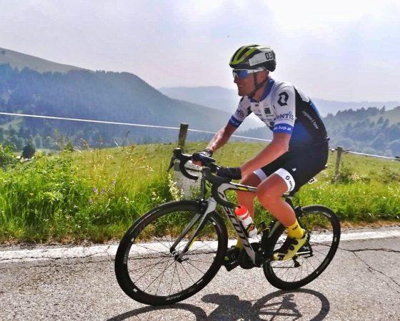 2. Platz beim Ultra(Berg)- Radrennen D+ Dolomitica