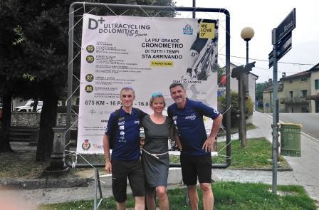 Ultracycling Dolomitica 2018