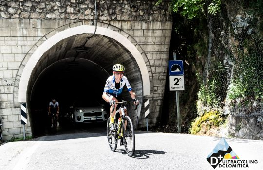 Platz 2 zum Saisonauftakt beim Ultracycling Dolomitica