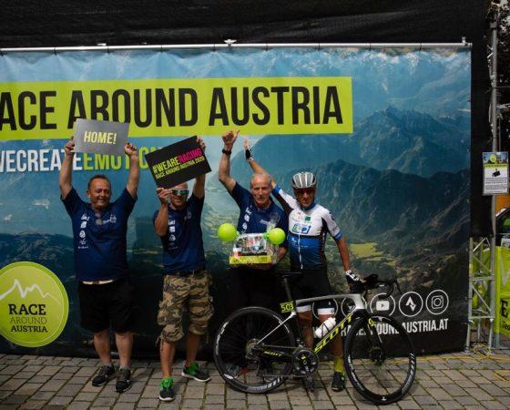 Race Around Austria 1500 – 2020 Team 2