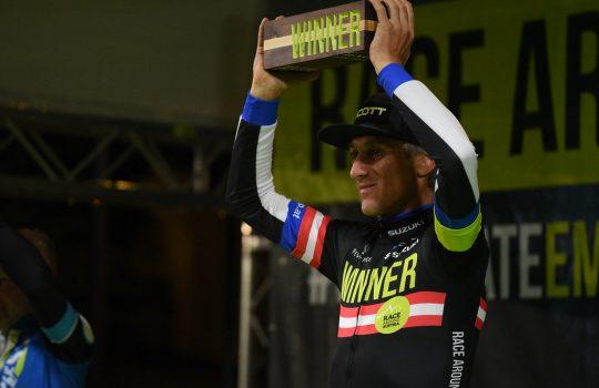 Sieg beim Race Around Austria 1500