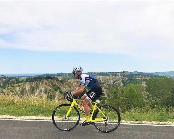 Sieg beim Romagna Ultra Race